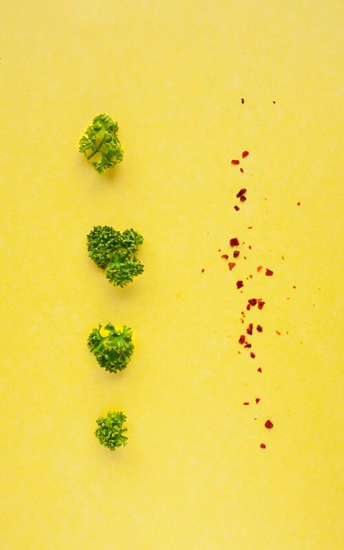 falafel ingredients by megumi